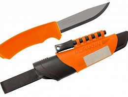 Нож с ножнами Morakniv Survival Orange